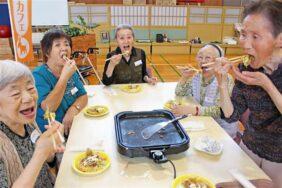 オレンジカフェinてらどまり5月は春を味わう会を開催しました。|長岡三古老人福祉会