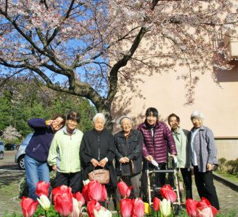 今週の一枚R02年04月27日 長岡三古老人福祉会