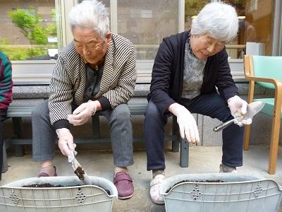 今週の一枚R02年05月18日 長岡三古老人福祉会