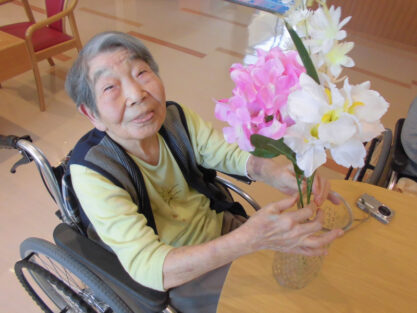 今週の一枚R02年06月08日 長岡三古老人福祉会