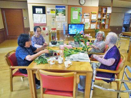 今週の一枚R02年09月07日 長岡三古老人福祉会