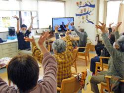 11月の選択制活動|長岡三古老人福祉会