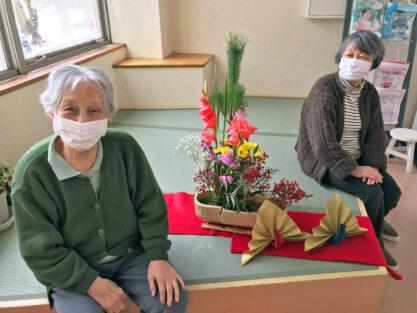 今週の一枚R03年01月25日|長岡三古老人福祉会