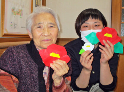 今週の一枚R03年02月22日|長岡三古老人福祉会