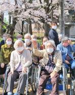 春爛漫|長岡三古老人福祉会