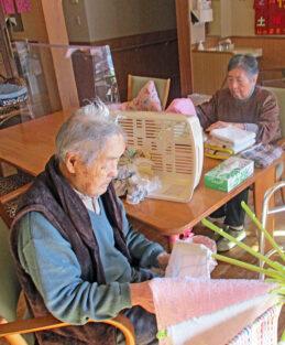 今週の一枚R03年05月17日 長岡三古老人福祉会