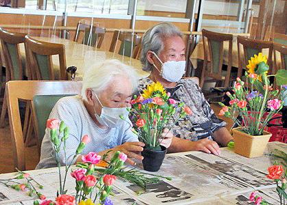 今週の一枚R03年07月26日|長岡三古老人福祉会