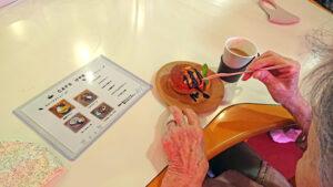 カフェけやきオープン‼|長岡三古老人福祉会