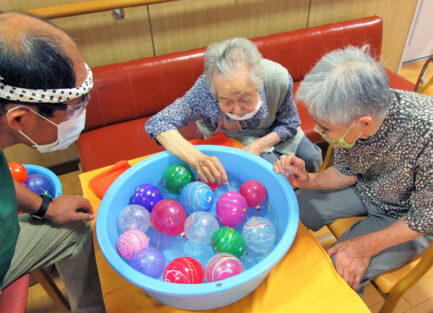 今週の一枚R03年08月30日|長岡三古老人福祉会