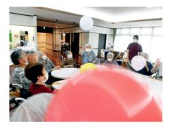 Sports‼|長岡三古老人福祉会