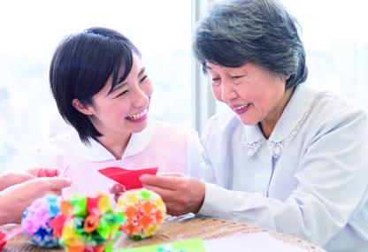 介護福祉科 | 長岡介護福祉専門学校あゆみ